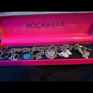 ROCAWEAR charm bracelet